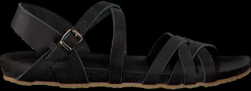 Schwarze Red Rag Sandalen 79160