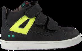 Schwarze Bunnies Jr Sneaker High Patrick Pat